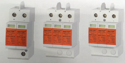 RTP 光伏电涌保护器