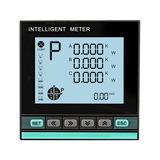 智能三相功率表频率功率WIFI/4G无线数显电流电压仪表