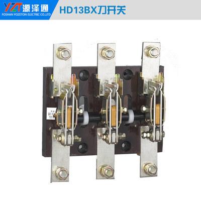 HD13BX-600/3 刀开关