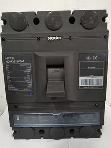 良信NDM3E系列电子塑料外壳式断路器400A 630A 800A 3P三相三线